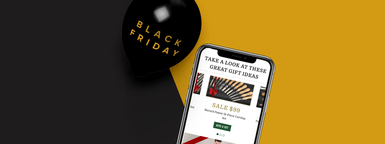 Merchants on Workarea Beat Black Friday Mobile Records