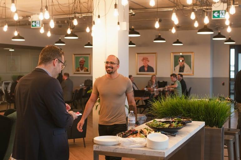 Workarea Toronto Community Event