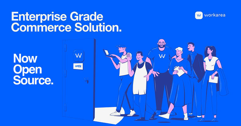Workarea Commerce Goes Open Source