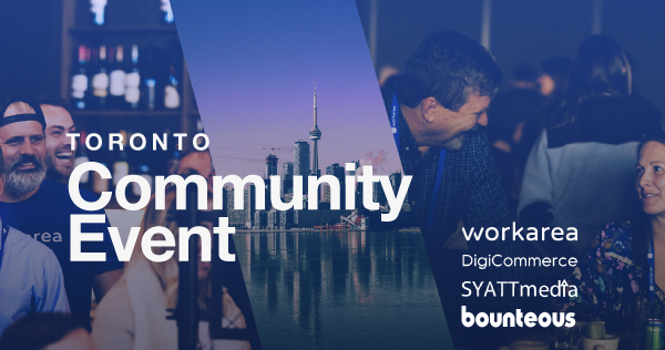 Workarea Community Event Launches in Toronto